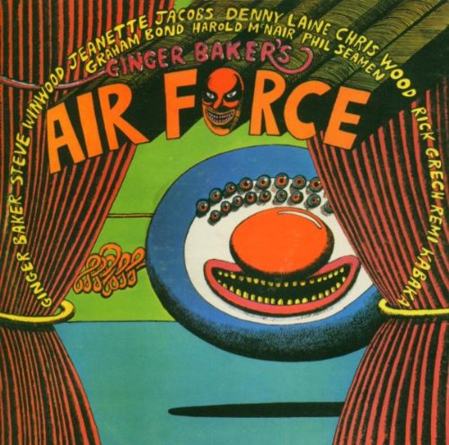 Ginger Baker's Airforce by Ginger Baker