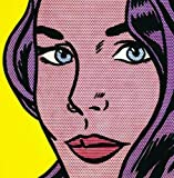 Lichtenstein: Girls (Gagosian Gallery)