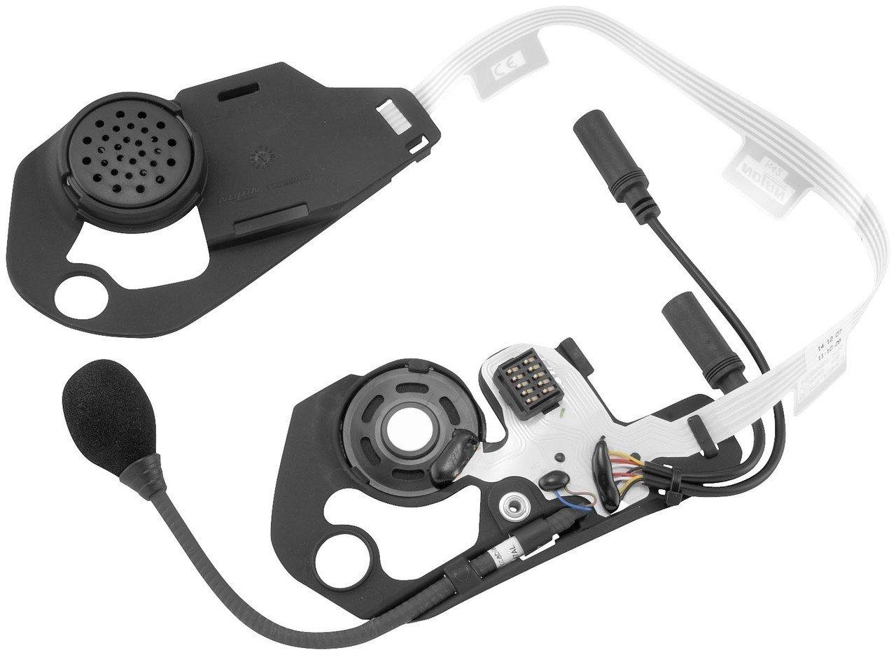 Nolan N-COM Basic Kit 2 Communication System for N42/E Helmet - Stereo ANCOM000C4802 stereo system