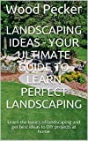 Landscaping Ideas - Your Ultimate Guide to Learn Perfect Landscaping: Learn the basics of landscaping and get best ideas to DIY projects at home