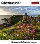 Schottland - Kalender 2017: Sehnsucht...