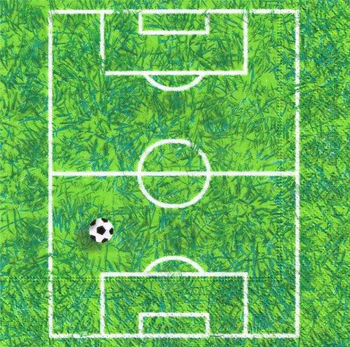 20-servietten-soccer-field-fussball-spielfeld-fussballfeld-rasen-wm-2014-33x33cm