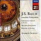 Bach : Concerto Italien, Pr�ludes et fugues