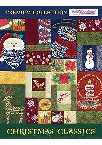 Anita Goodesign-Christmas Classics-Special Edition Embroidery Designs by Anita Goodesign