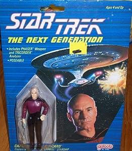 Star Trek The Next Generation Captain Jean-luc Picard