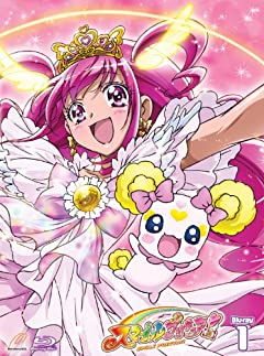 smile precure プリキュア Cure Happy