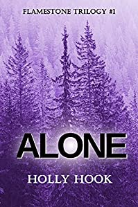 Alone by Holly Hook ebook deal