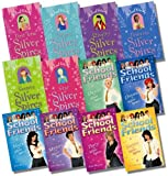 Ann Bryant Usborne School Friends Silver Spires Collection - 12 Books RRP £59.88 (First Term at Silver Spires; Drama at Silver Spires; Rivalry at Silver Spires; Princess at Silver Spires; Secret at Silver Spires; Star at Silver Spires; Party at Silver S