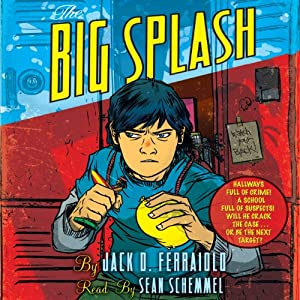 The Big Splash Audiobook