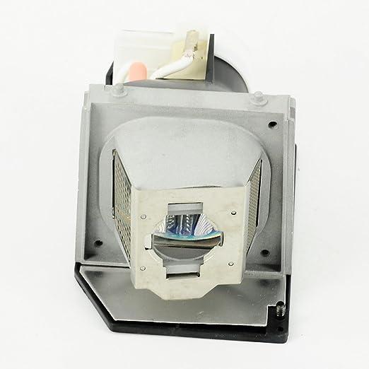 haiwo 310-7578/725-10089Ampoule Projecteur de remplacement compatible de haute qualité avec boîtier pour Dell 2400MP.