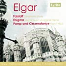 Edward Elgar. Flastaff, Enigma, Pomp and Circumstance No.5