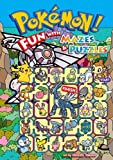 Image of Pokémon: Fun With Mazes & Puzzles