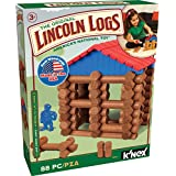 Lincoln Logs Lake Union Lodge Toy