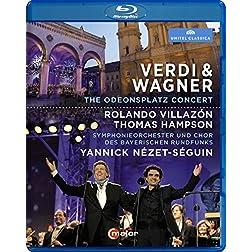 Verdi & Wagner [Blu-ray]
