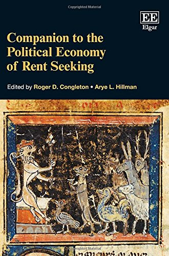 Companion to the Political Economy of Rent Seeking (Elgar Original Reference)