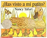 ¿Has visto a mi patito? (0590451529) by Nancy Tafuri