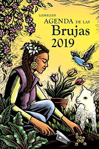 Agenda de las brujas 2019 (Spanish Edition) [Llewellyn] (Tapa Blanda)