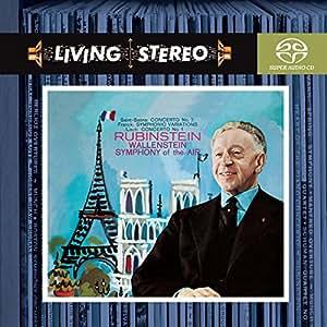 Sinf.Variationen/Klavierkonzerte (Living Stereo S
