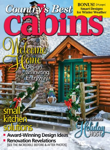Country's Best Cabins (1-year automatic renewal)
