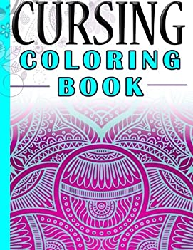 Cheapest Copy Of Cursing Coloring Book Relaxation Series
