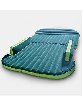 Feuchtigkeitsbeständiges faltbares aufblasbares Be Composite Breathable Flocking Automatik Aufblasbare Pad Freizeit Doppelzelt Outdoor Aufblasbare Bett Moisture Schlafmatten - Hohe Qualität kann genäht werden Aufblasbares Be