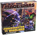 Mage Wars メイジウォーズ 拡張セット Forcemaster vs. Warlord Expansion [並行輸入品]