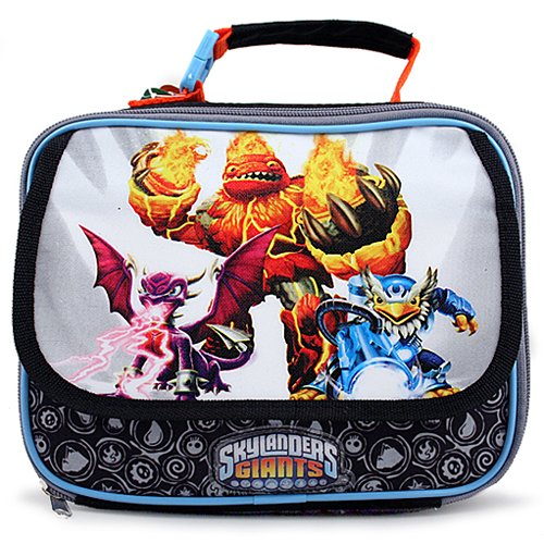 Skylanders Giants Deluxe Lunch Bag [Skylander Army]