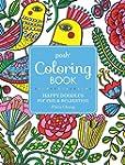 Posh Adult Coloring Book: Happy Doodl...