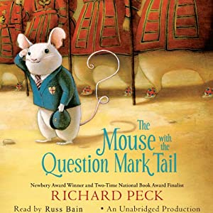 The Mouse with the Question Mark Tail Audiobook
