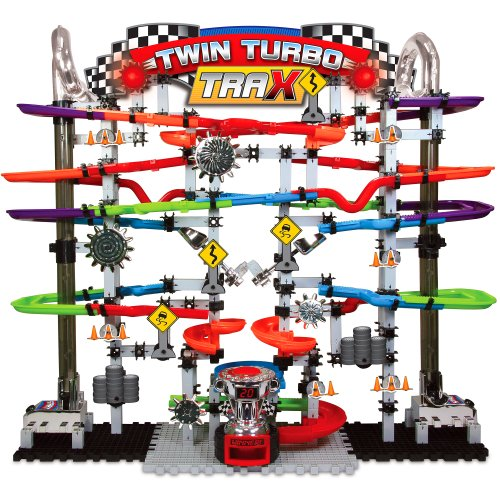 Learning Journey Techno Gears Marble Mania Twin Turbo Track 3