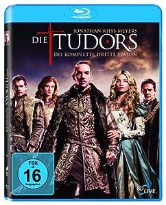 Die Tudors - Die komplette dritte Season [Blu-ray]