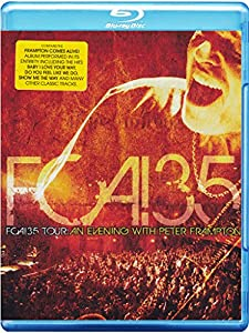 Peter Frampton FCA! 35 Tour - An Evening With Peter Frampton [Blu-ray] [UK Import]