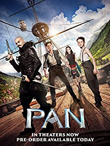 Pan (3d + Blu-ray + Dvd + Ultraviolet) by Warner Home Video