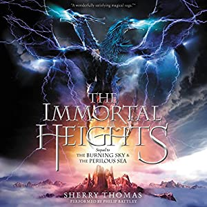 The Immortal Heights Hörbuch