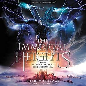 The Elemental Trilogy, Book 3 (REQ) - Sherry Thomas