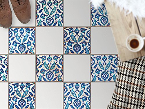 fliesendekor klebefolie fliesen folie sticker aufkleber selbstklebend badezimmer renovieren. Black Bedroom Furniture Sets. Home Design Ideas