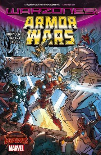 Armor Wars Warzones (Secret Wars: Warzones!)