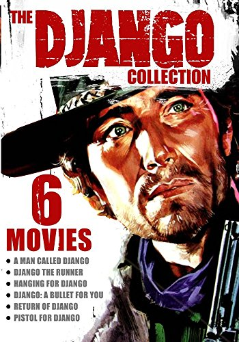 DVD : Django Collection Volume One: Six Film Set - Digitally Remastered (US.AZ.6.94-0-B00KVPC2GE.387)