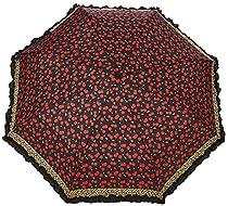 Sourpuss Leopard Cherries Umbrella