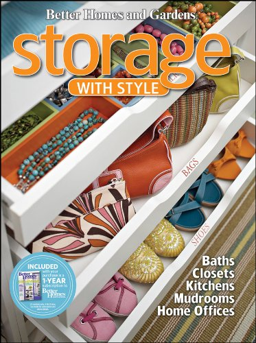 Storage with Style (Better Homes & Gardens Do It Yourself)
