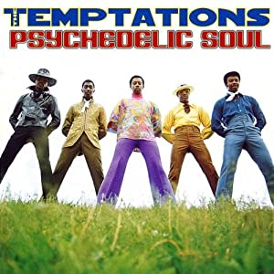 Amazon.com: Psychedelic Soul: Temptations: Music