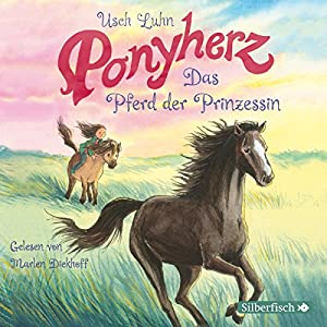 Das Pferd der Prinzessin (Ponyherz 4) Hörbuch