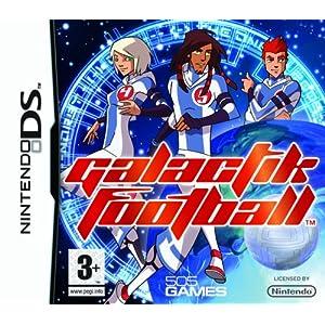 Galactik Football DS