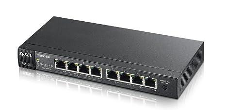 ZyXEL GS1100-8HP-GB0101F