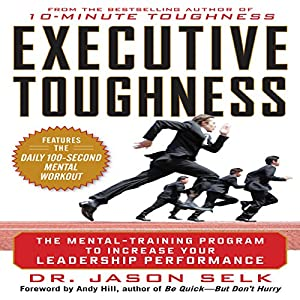 Executive Toughness Hörbuch