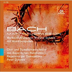An Introduction To ? Bach, J.S.: St. Matthew Passion, Bwv 244: Jesus Und Seine Junger: Sinnbilder Des Leidens