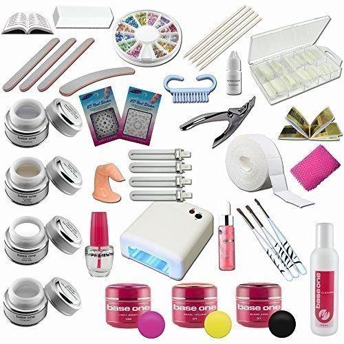 Starter Set Salone di bellezza Queensland - Set unghie- Per principianti