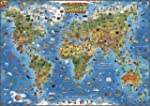 Children's Map of the World (Dino's M...