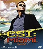 CSI:マイアミ コンパクト DVD-BOX シーズン8[DVD]