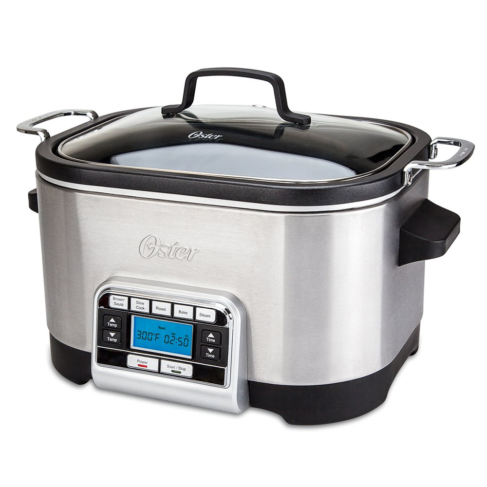 Oster ckstscmc6 shp one pot multi cooker review for Multi cooker